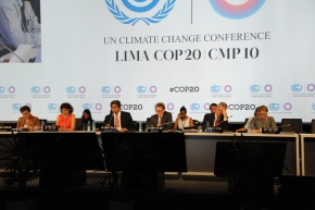 Lima: A stronger role for climate riskmanagement
